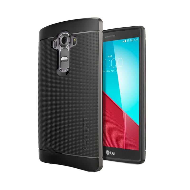 Spigen Neo Hybrid Gunmetal Casing for LG G4