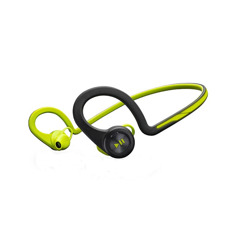 Plantronics Backbeat Fit Biru Bluetooth Headset