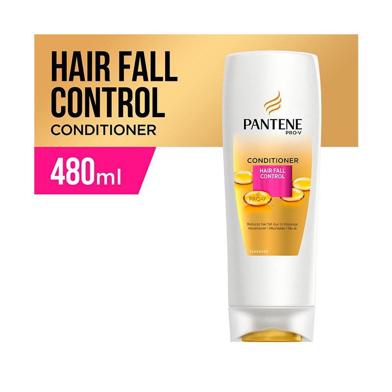 Pantene Conditioner Hair Fall Control [480 mL]. Brand: Pantene · 51 ulasan