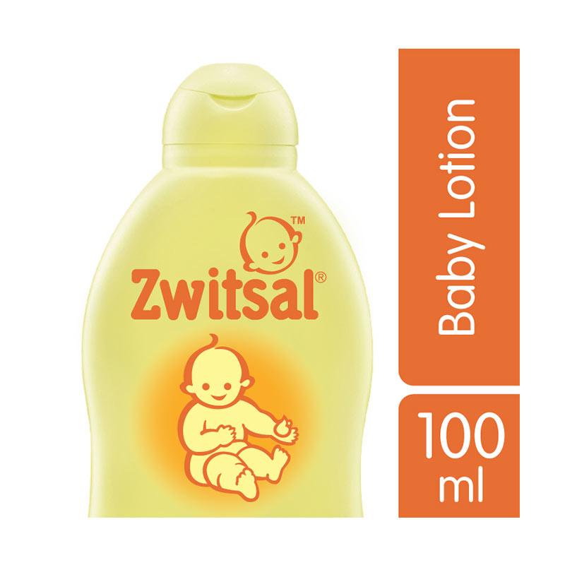 Zwitsal Baby Lotion Classic 100ml - 21023194