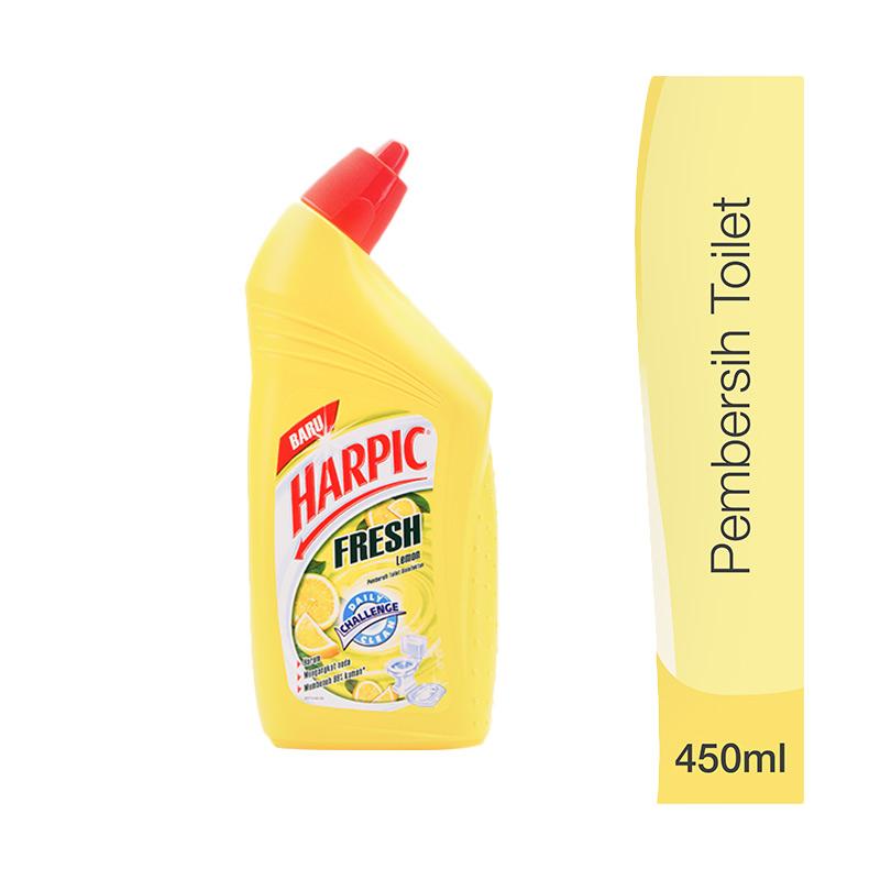 harga Groceries - Harpic Lemon Pembersih Toilet [450 mL] Blibli.com