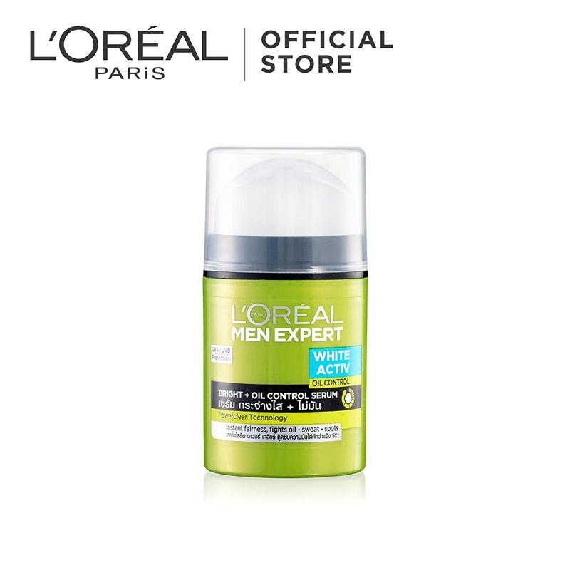 L Oreal Paris Men Expert White Active Bright Oil Control Moisturizer