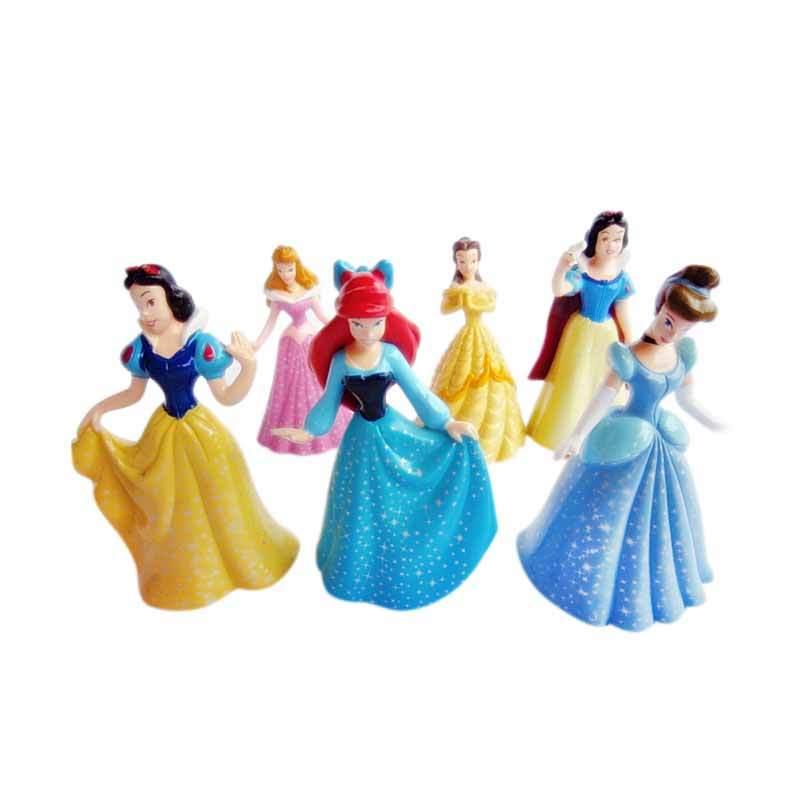 A1Toys Cinderella Snow Action Figure White Set