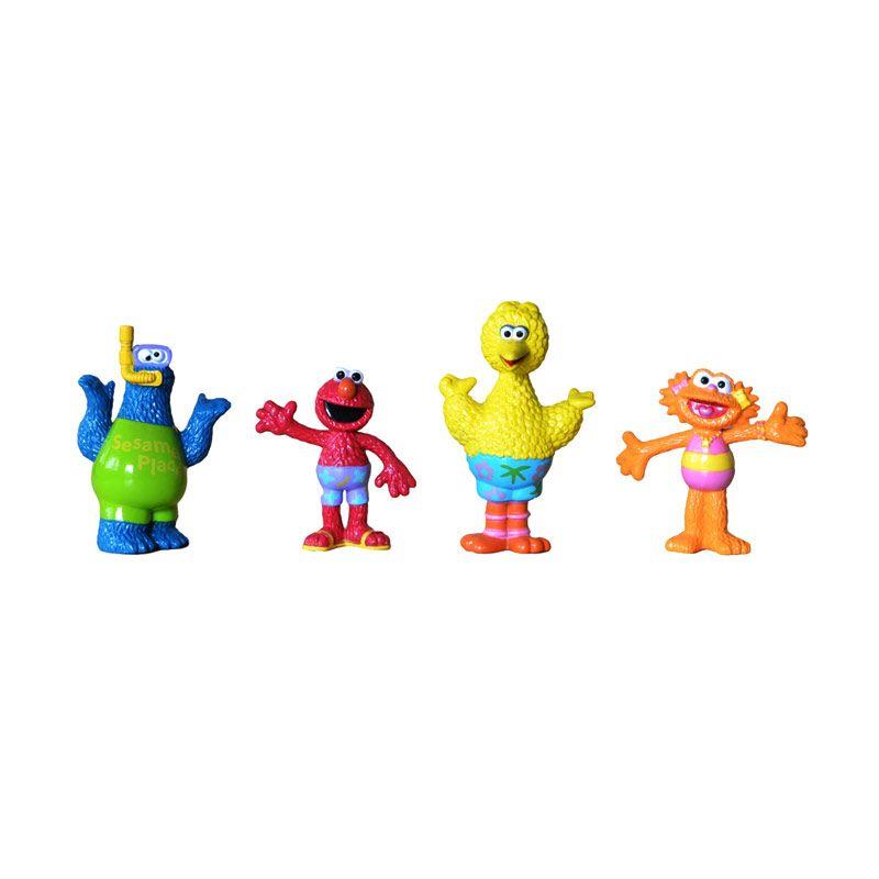 A1Toys Action Figure Sesame Street Set