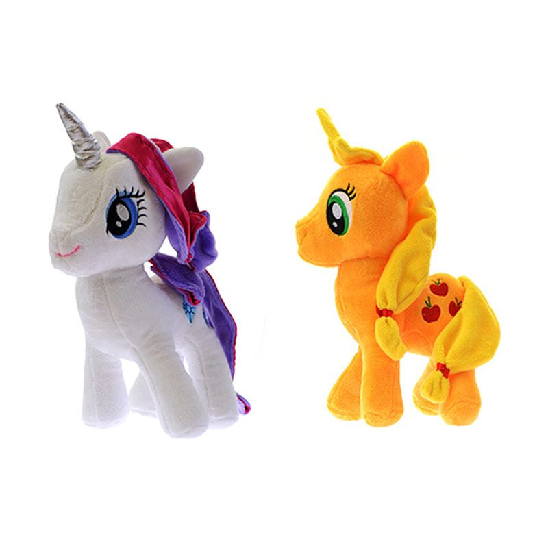 A1toys Celestia Apple Jack My Little Pony Set Boneka [2 pcs/28 cm]