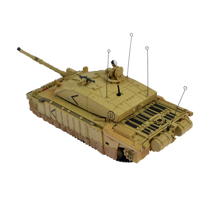 A1Toys Forces Of Valor British Army Challenger II Basra Iraq Panser Tank Diecast