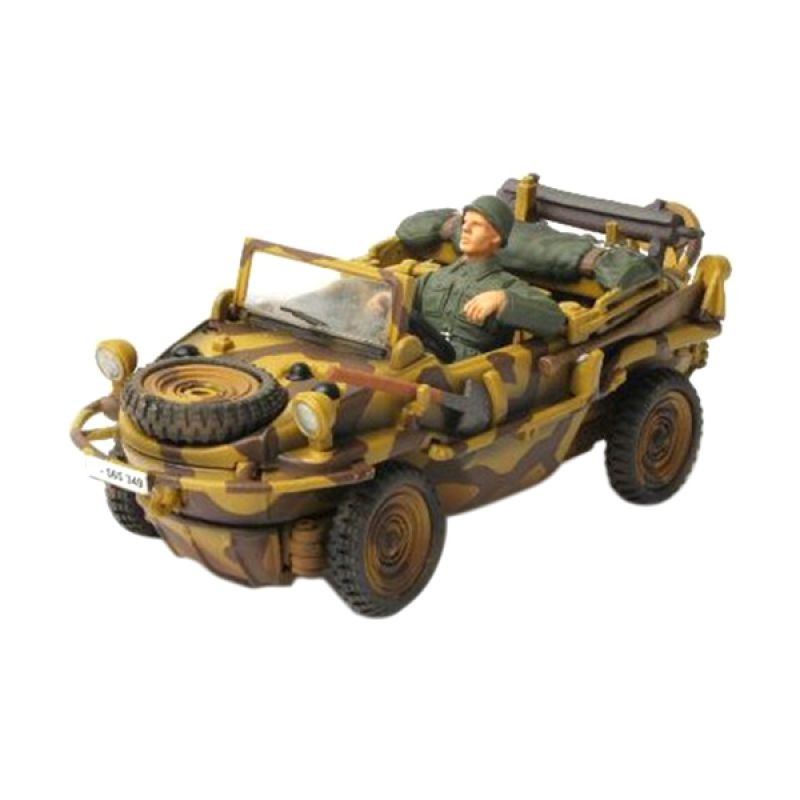 A1Toys Forces of Valor German Schwimwagen type 166 Normandy 1944 Jeep Diecast