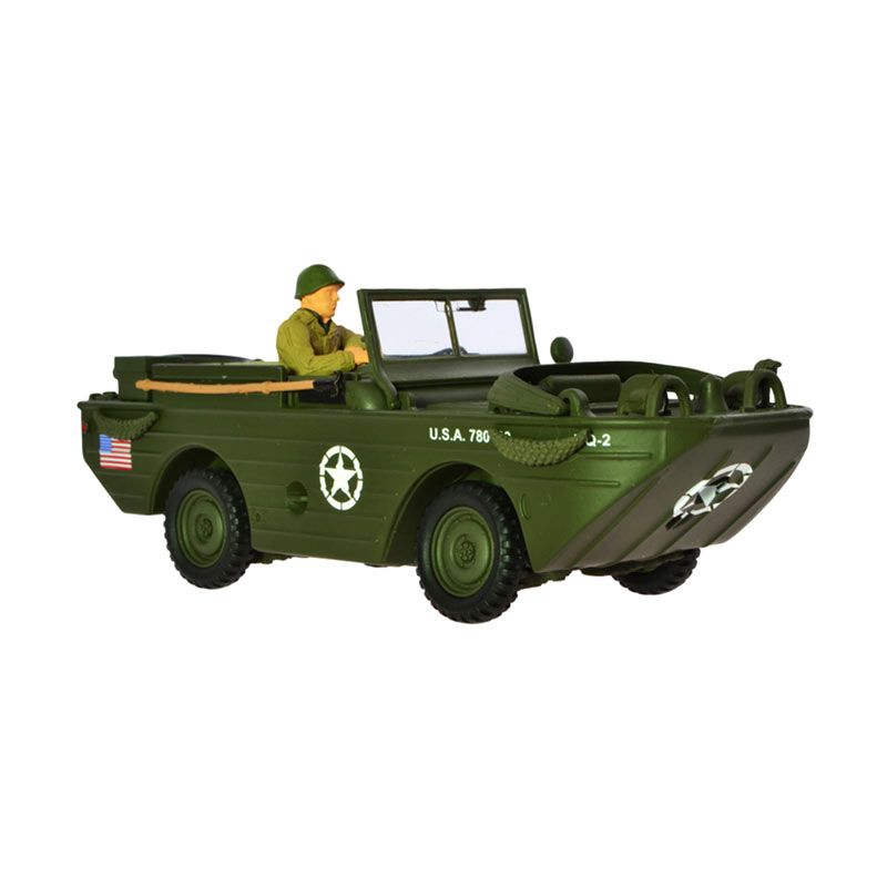 A1Toys Forces of Valor U.S. Amphibian General Purpose Vehicle GP Normandy 1 Diecast