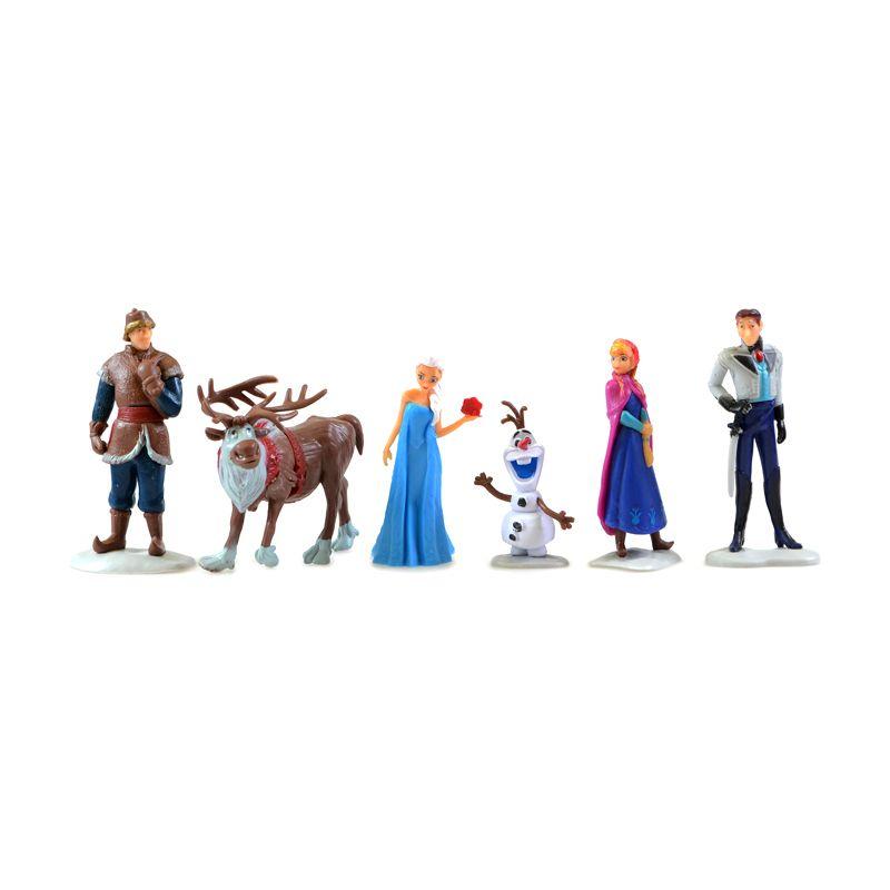 A1Toys Frozen Set 6 Action Figure