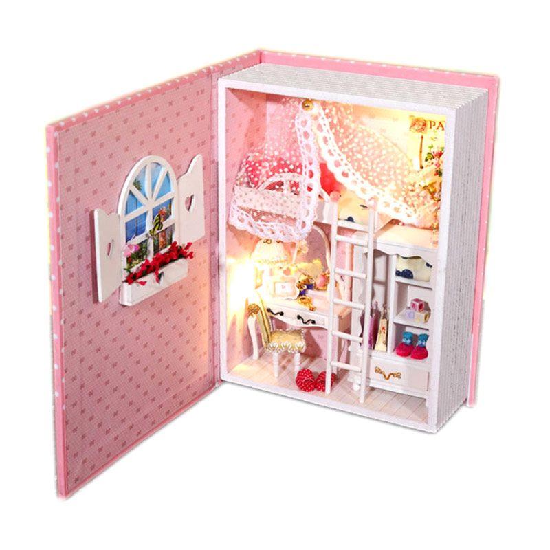 A1Toys DIY The Pink Diary Pajangan