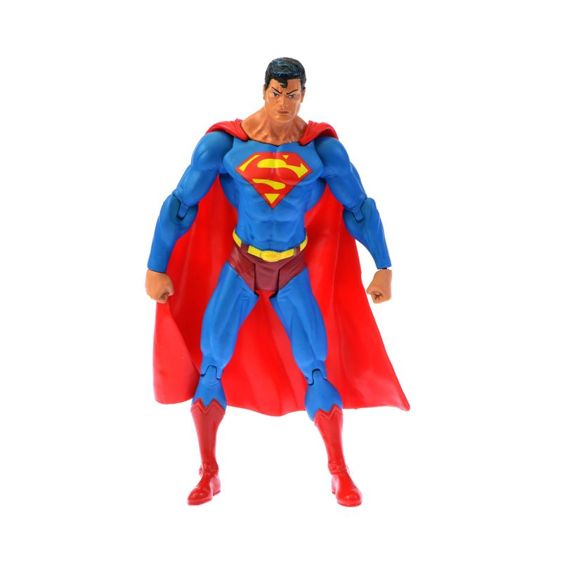 A1Toys Superman Dawn of Justice Biru Merah Action Figure [17 cm]