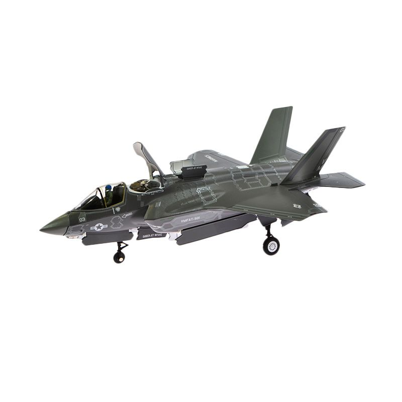 Air Force 1 F-35B Lightning II Diecast Pesawat