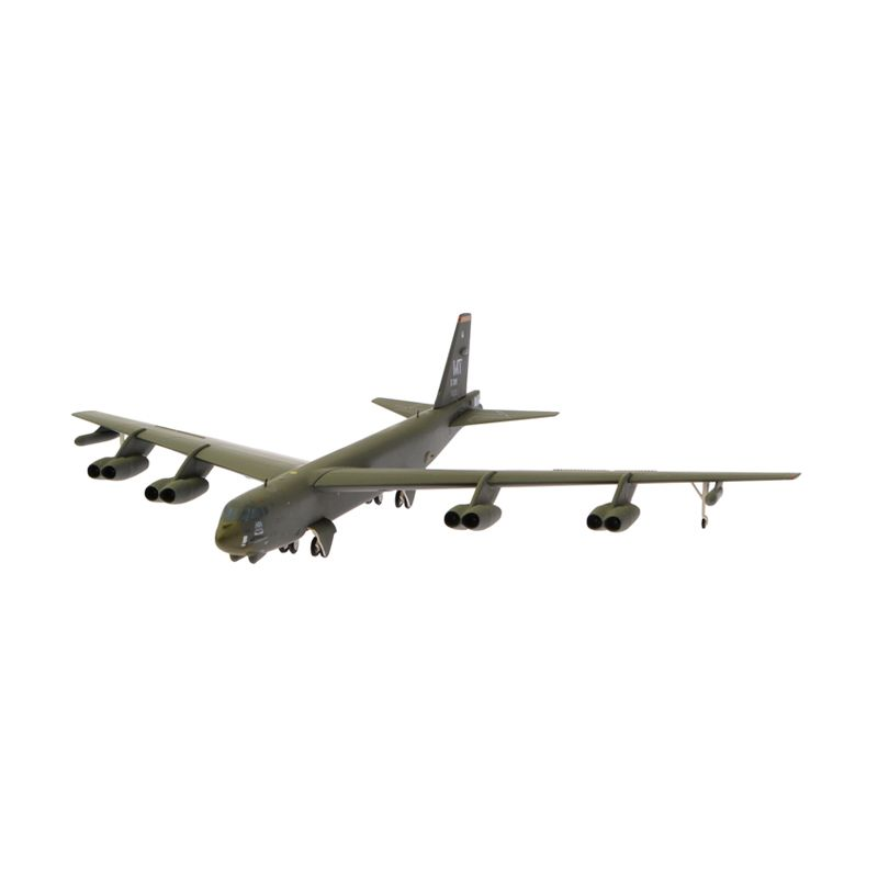 Easy Herpa Boeing B-52H Stratofortress USAF 5th BW Pesawat Diecast