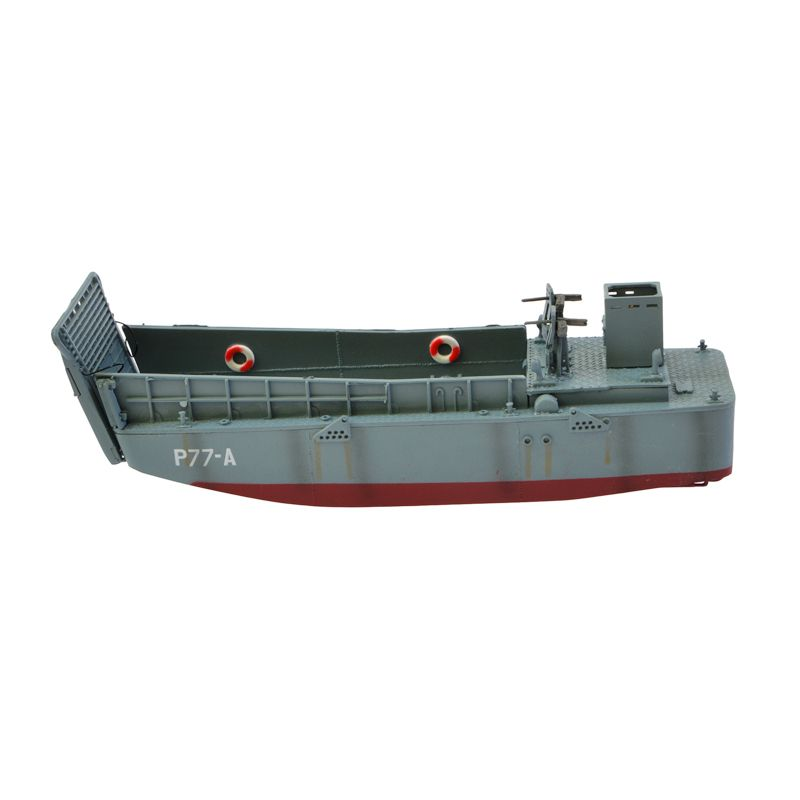 Easy WWII LCM3 USN Landing Craft Kapal Tempur