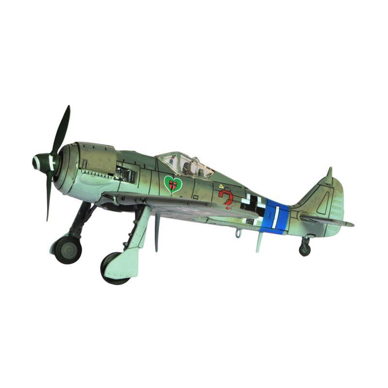 Forces of Valor Fw 190 A-8 JG 54 Pesawat Tempur Diecast