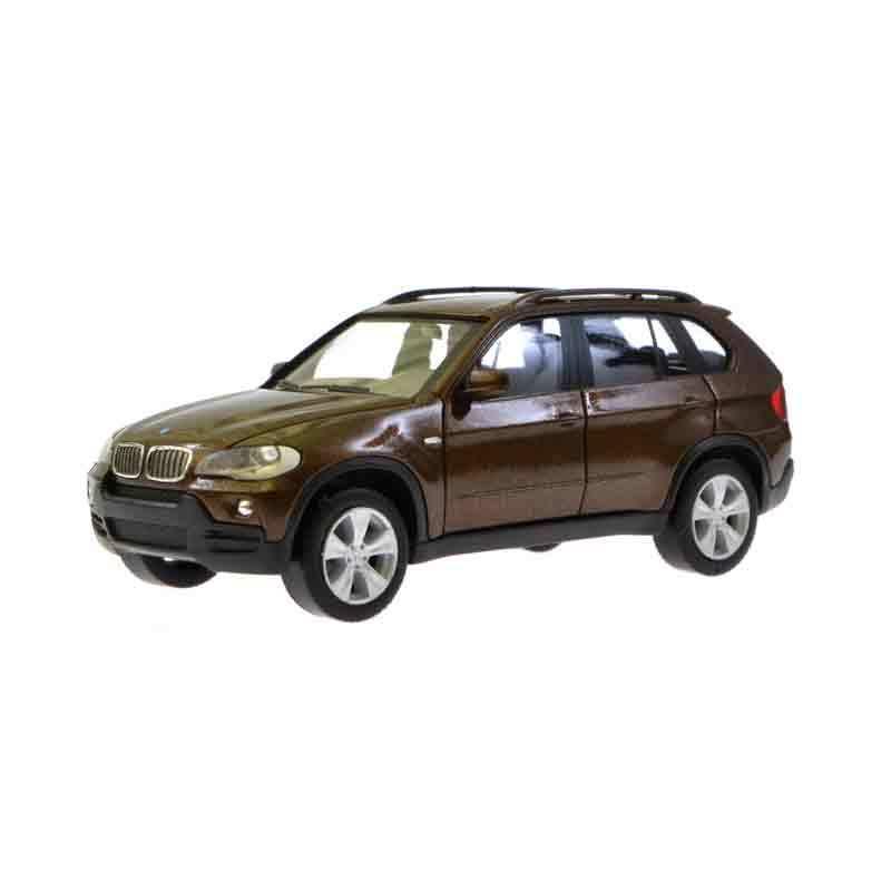 Herpa BMW X5 E70 Marrakesh Brown Metallic Diecast