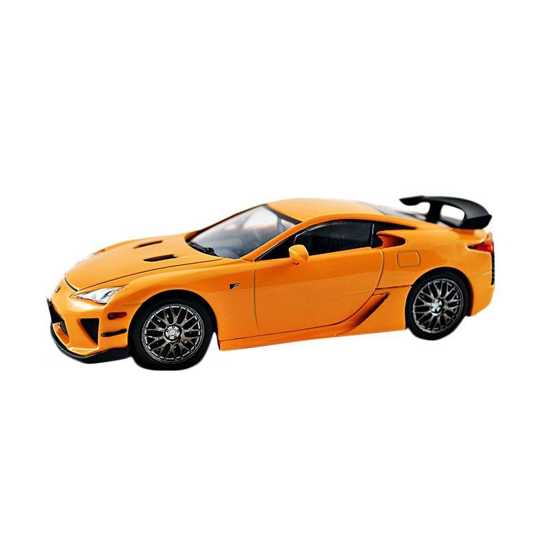 J collection Lexus LFA Orange