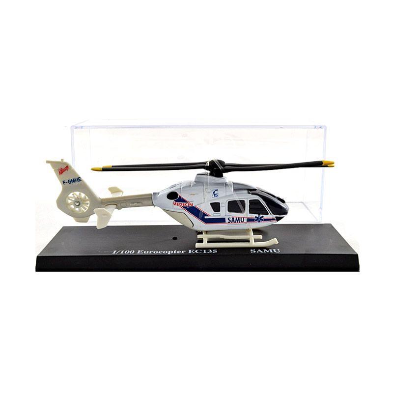 KSY Pilot Eurocopter EC135 SAMU