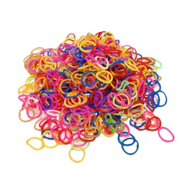 harga Loom Bands Karet Refill Bubble Mix 300 Pcs Blibli.com