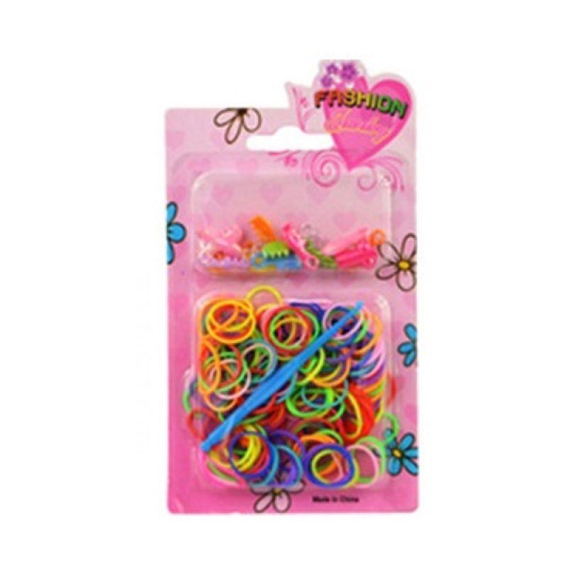 LOOM BANDS S Rainbow Loom Mini Kit Rainbowloom Non Toxic