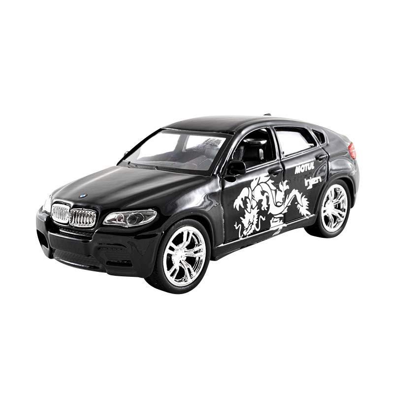 Maisto BMW X6M Black Dragon Racing