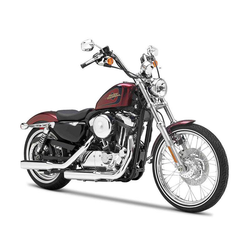 Maisto Harley Davidson Seventy-Two XL 1200V 2012 Diecast