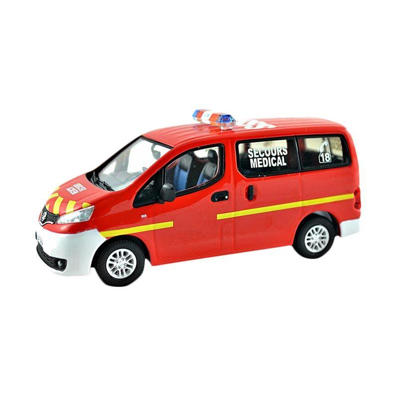 Nissan Evalia Pompiers Ambulance