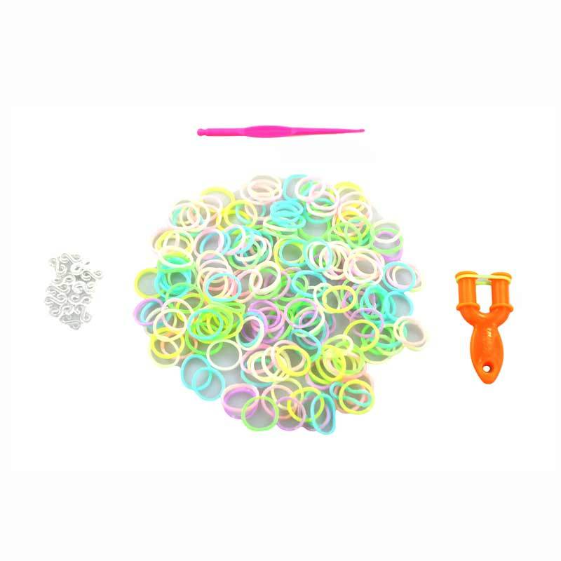 Loom Bands Karet Refill Glow In The Dark