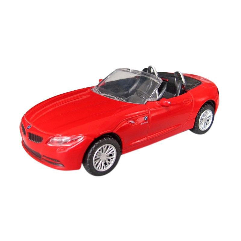 Rastar BMW Z4 Merah Diecast [10 cm]
