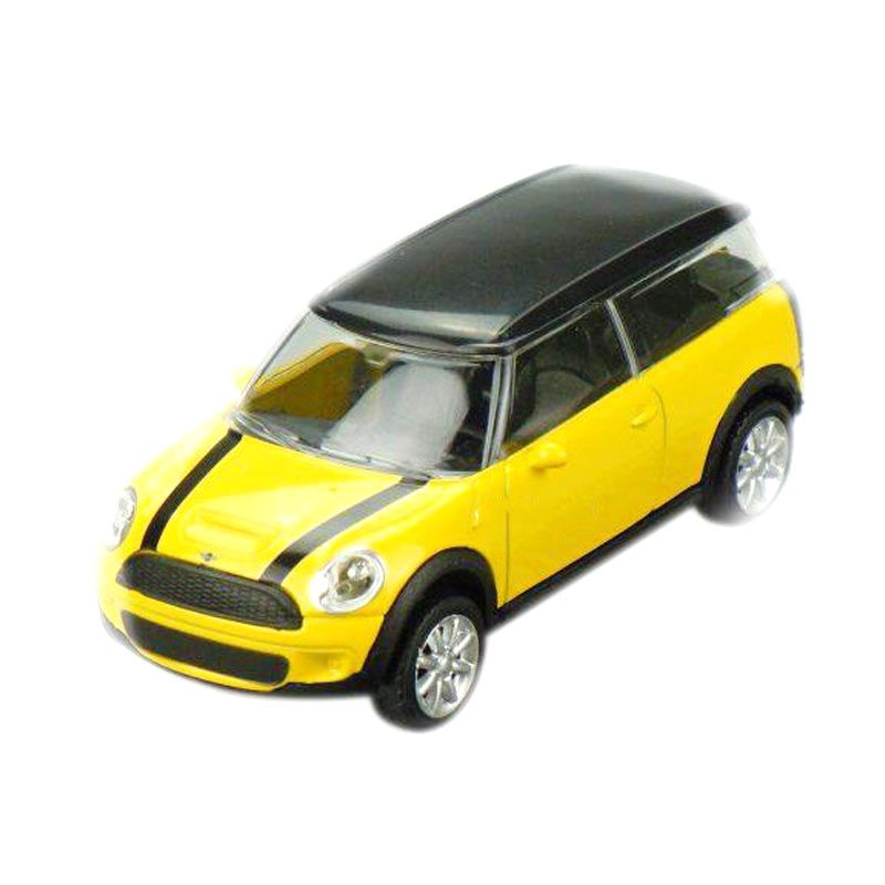 Rastar Mini Clubman Kuning Diecast [10 cm]