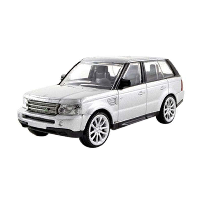 Rastar Range Rover Sport Silver Diecast [11 cm]