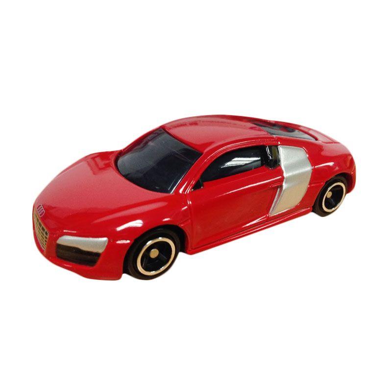 Takara Tomy Audi R8 red