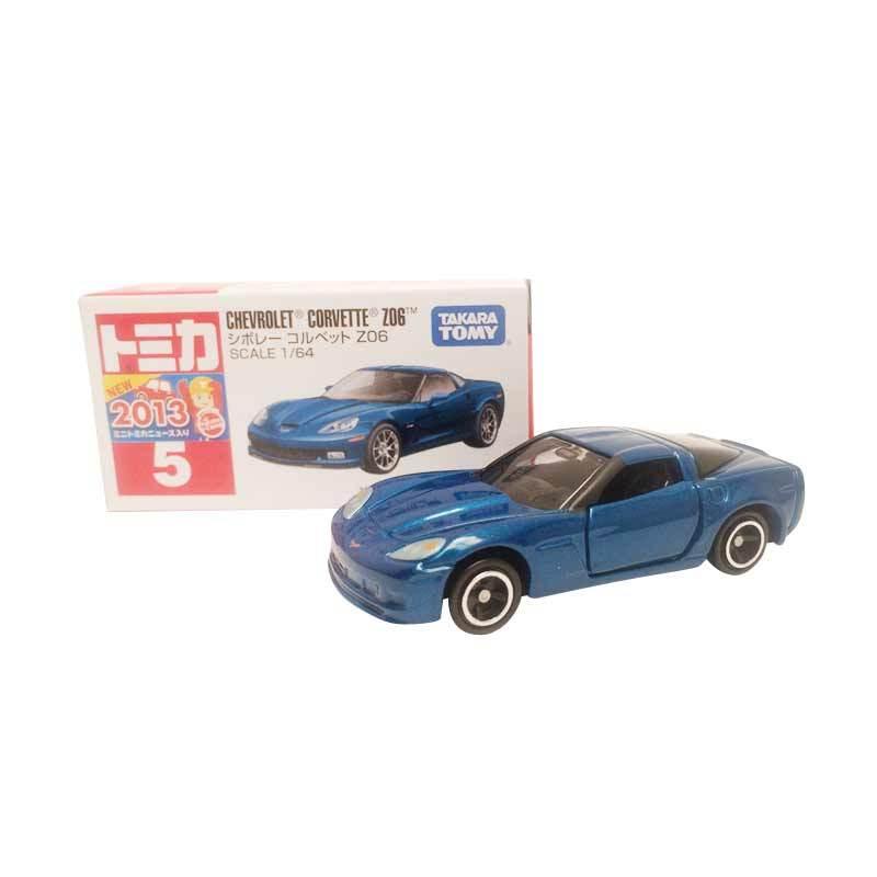 Takara Tomy Chevrolet Corvette ZO6