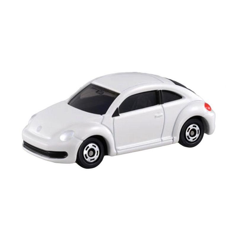 Takara Tomy No.33 Volkswagen The Beetle White Diecast