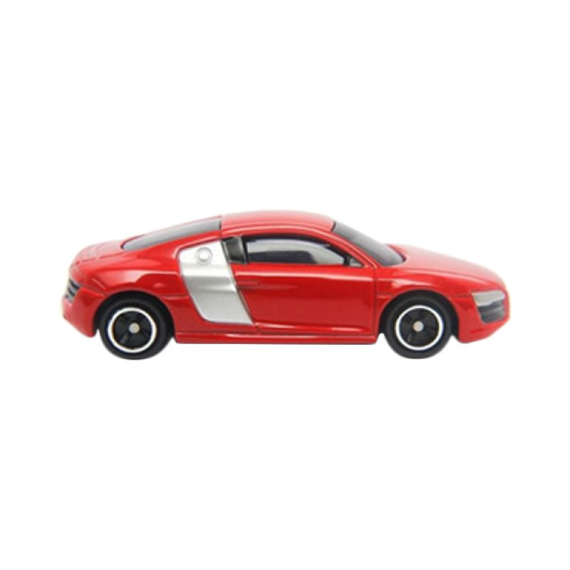 Takara Tomy Tomica 6A Audi R8 Red Diecast