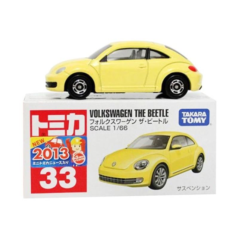 Takara Tomy Volkswagen The Beetle