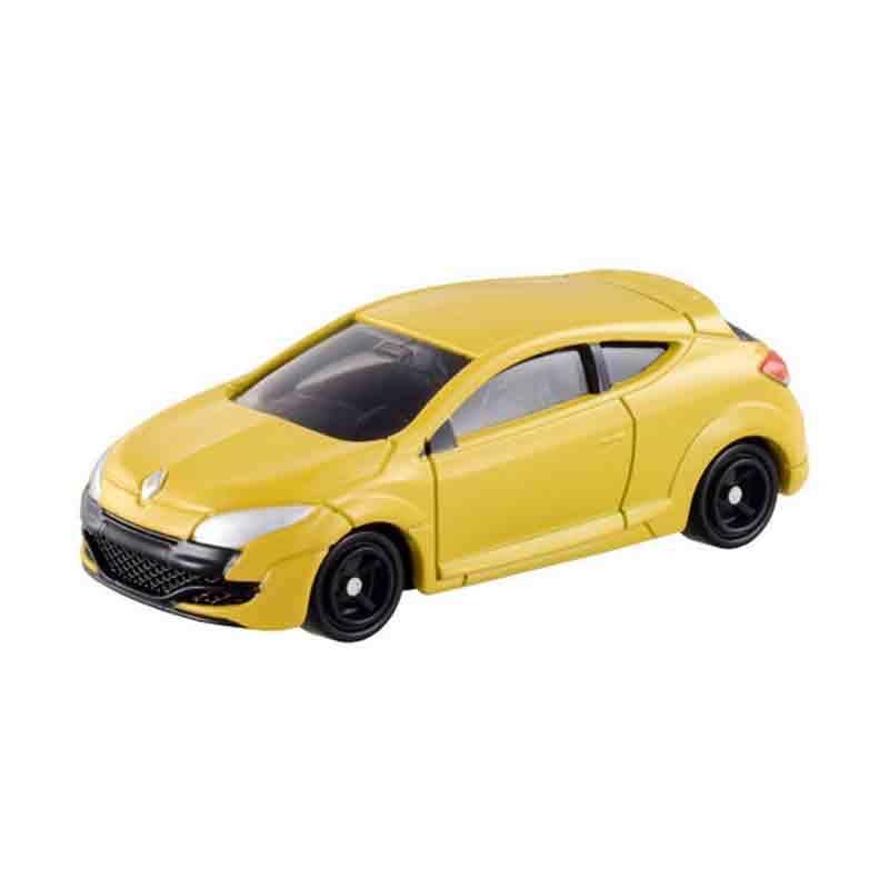 Takara Tomy Tomica 44 Renault Megane Rs Yellow Diecast