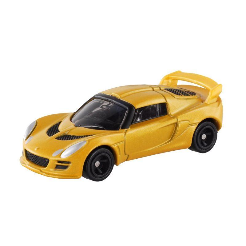 Tomica 50 Lotus Exige S Kuning Diecast