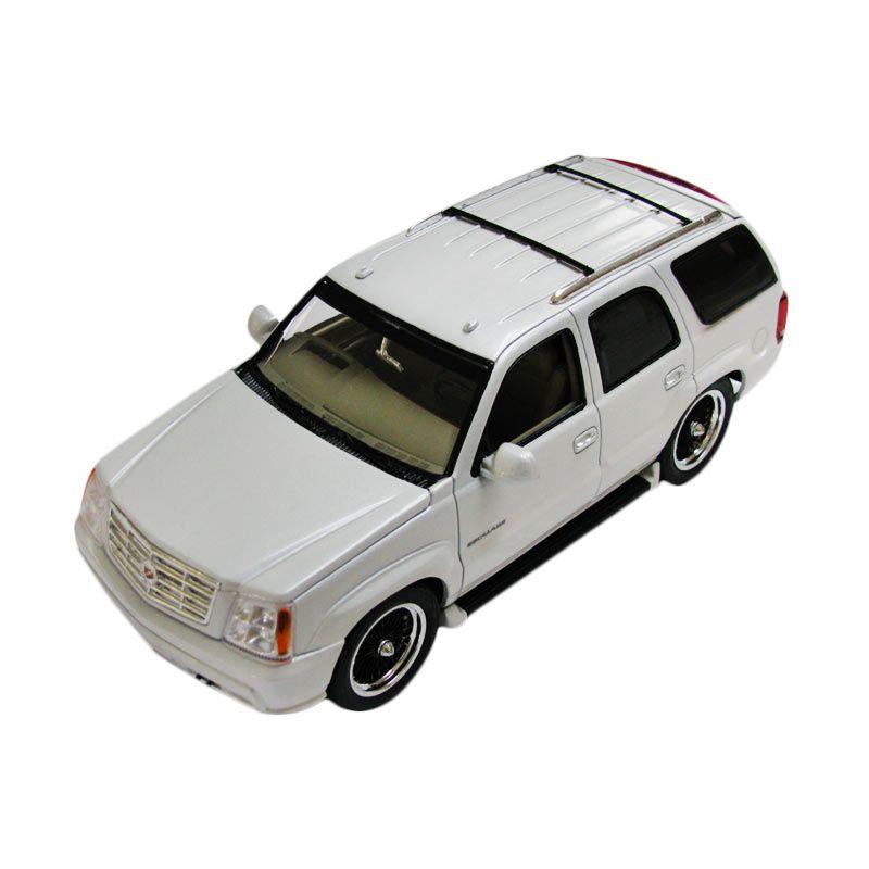 Welly Cadillac Escalade 2002 Putih