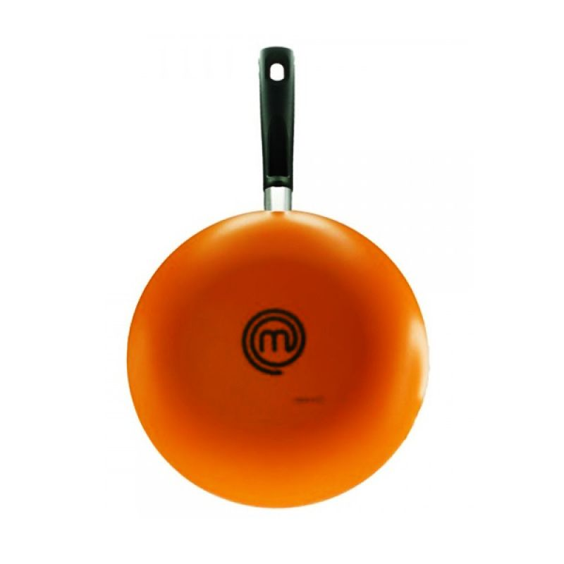 Ballarini MasterChef Wok1H Orange Wajan [28Cm]