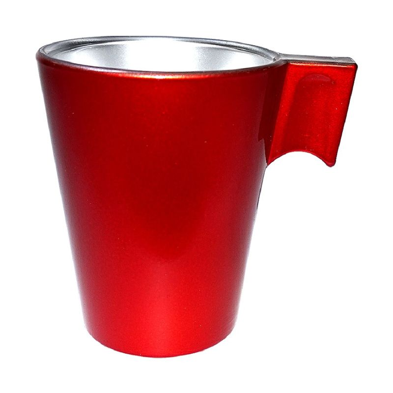 Luminarc Flashy Expresso Red Cup Gelas [8 cL/2 Pcs]