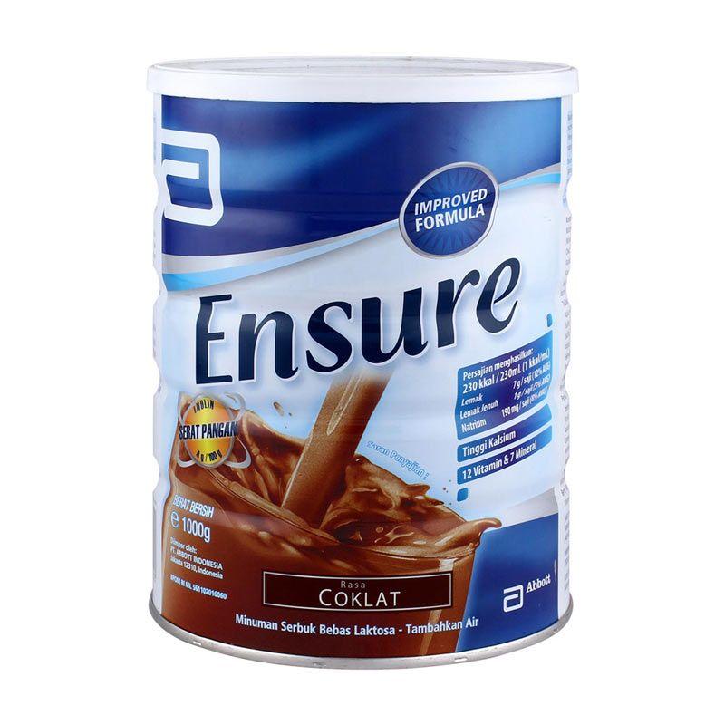 Ensure Fos Coklat Susu Formula [1 kg]