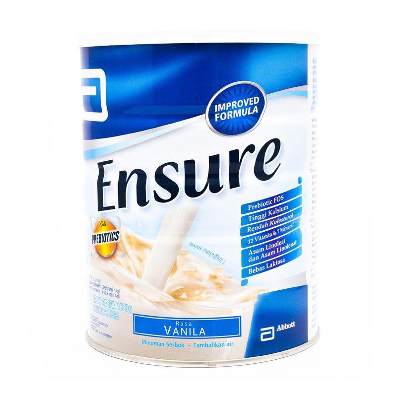 Ensure Fos Vanila Susu Formula [1 kg]