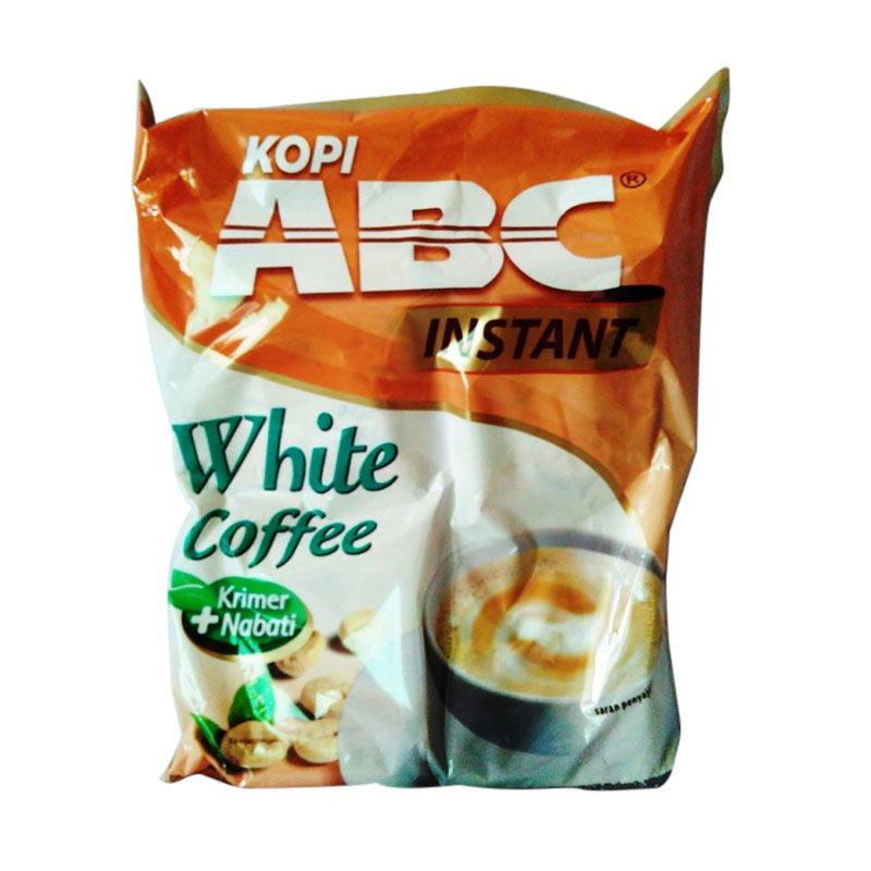ABC White Coffee Kopi Instan [20 g/20 Sachet] ...