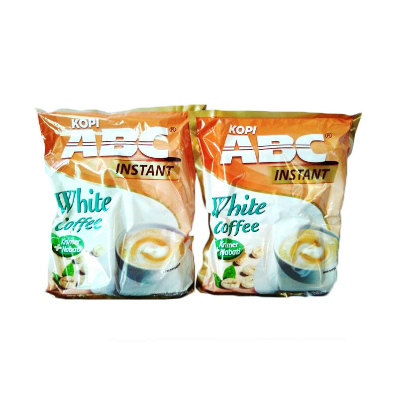 ABC White Coffee Kopi Instan [20 g/40 sachet]