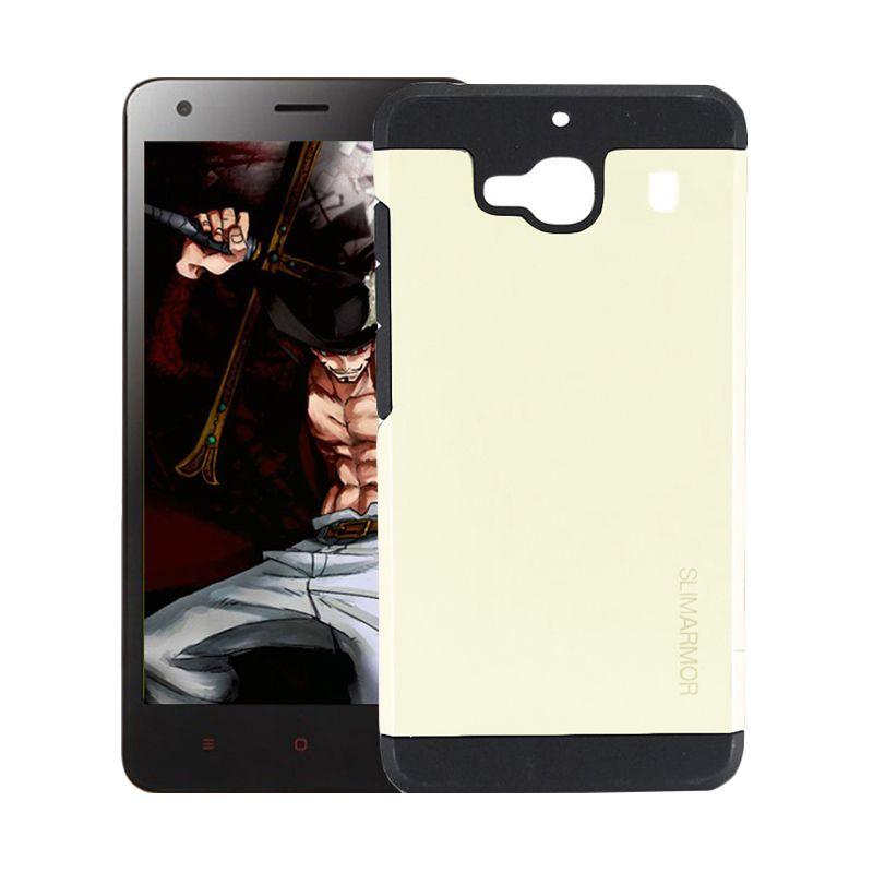 Accessories Hp Slim Armor White Casing for Xiaomi Redmi 2 Prime