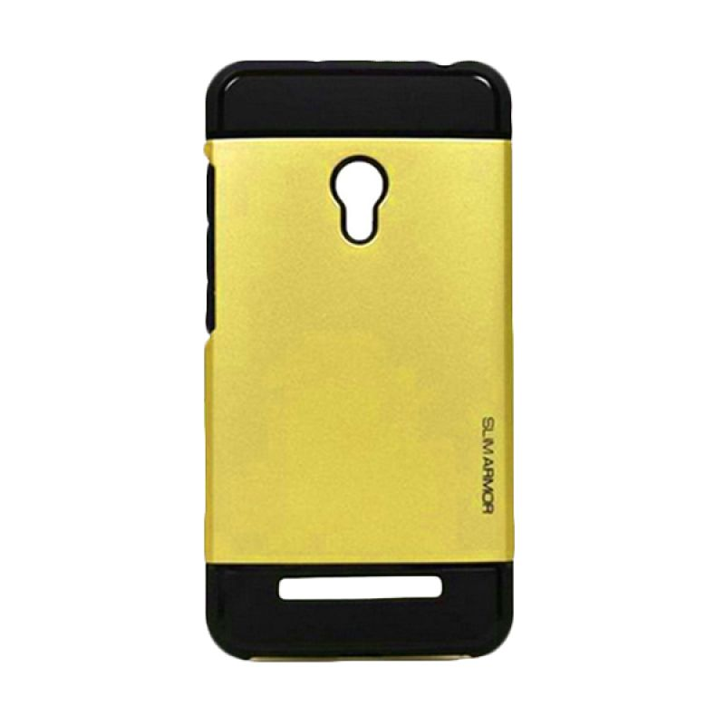 Accessories Hp Spigen Slim Armor Gold Casing for Asus Zenfone 5
