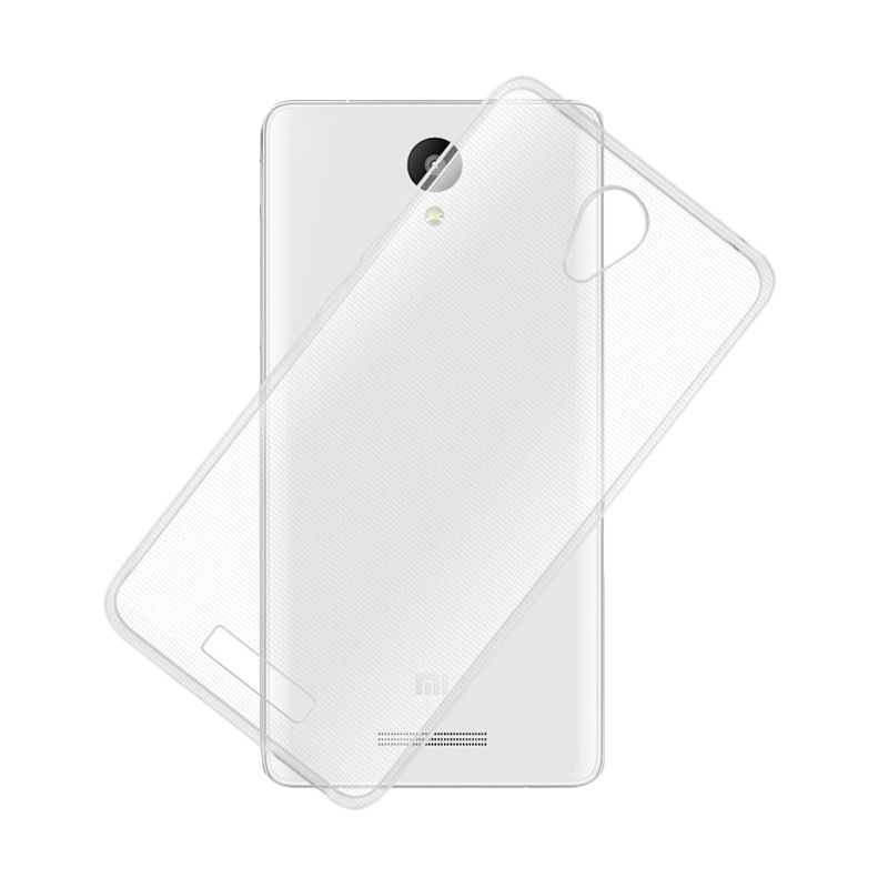 Accessories Hp Ultrathin Clear Casing for Xiaomi redmi note 2