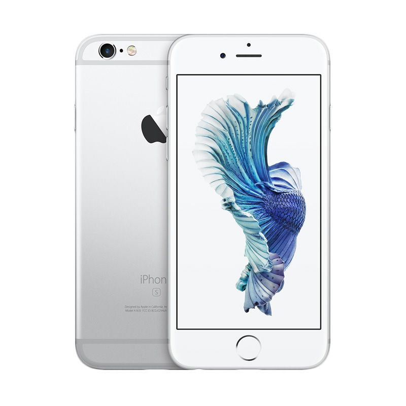 Apple iPhone 6S 64 GB Silver Smartphone