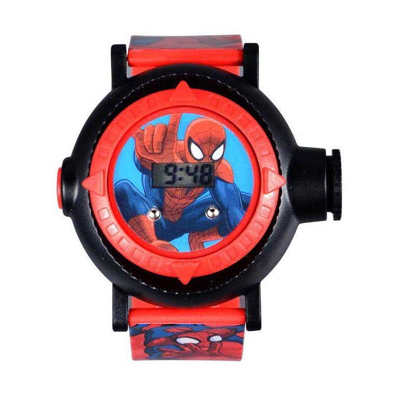 Jual Accessoria Marvel Spiderman ASMSQ8118 Projector Watch